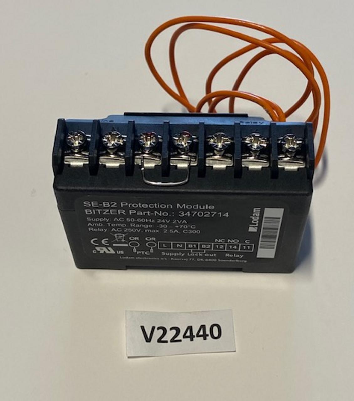 Module, Comp Protection 24V BIT, Aaon, V22440