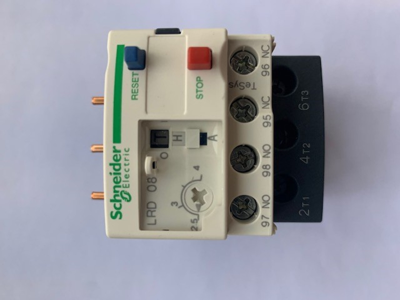 P61070 RELAY OVLD 2.5-4.0A SQ-D