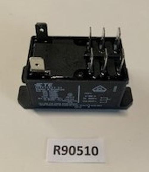 Relay, Power DPDT 1.5HP/24V/600V, Aaon, R90510
