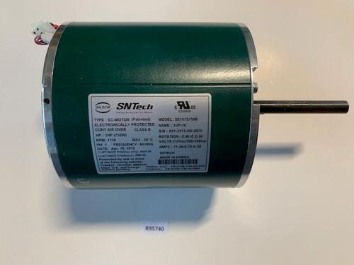 R95740 Motor, 1/1/230/1750 ECM Snitch