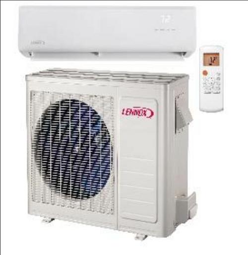 Lennox ML-Series 4 Ton Low Ambient Single Zone 48,000 BTU Heat Pump Mini-Split System