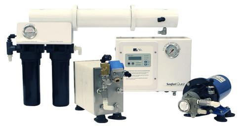 Horizon Reverse Osmosis Seafari Quest Modular 400-600 GPD