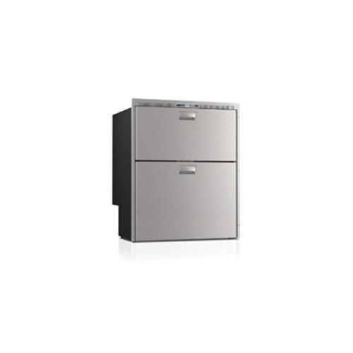 Vitrifrigo DW210IXD1-EFI-2 double freezer with icemaker/refrigerator