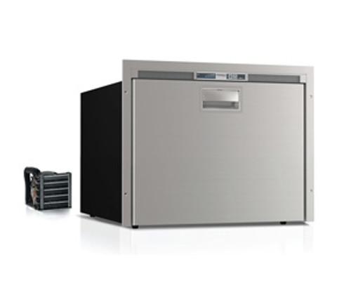 Vitrifrigo DW70RXN1-EFI-2, AC/DC, Single S/S Drawer Freezer w/Ice Maker