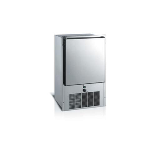 Vitrifrigo IMHYDIXN1-S, Ice Maker, Stainless steel, Surface flange, 115Vac