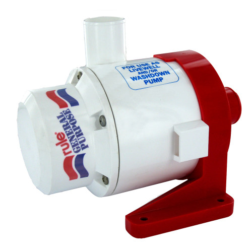 Rule 3800 G.P.H General Purpose Centrifugal Pump, 17A
