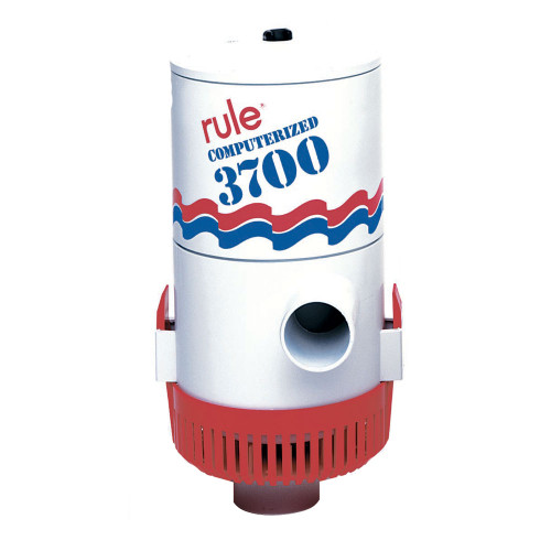 Rule 3700 Automatic Bilge Pump - 12V, 55S