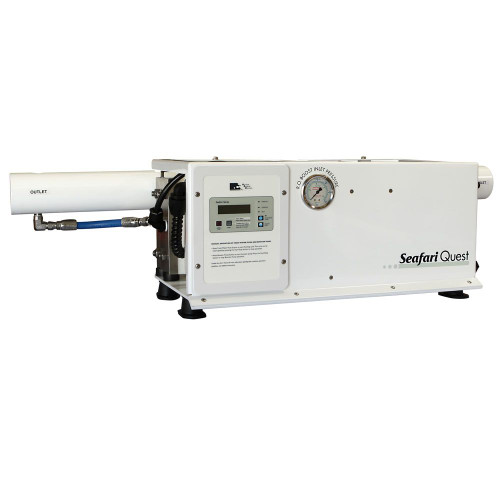 Horizon Reverse Osmosis (HRO) Seafari Quest Series Compact-400  17 Gal / 63 Lit 400 Gal / 1,514 Lit,H010C400-1, H010C600-1