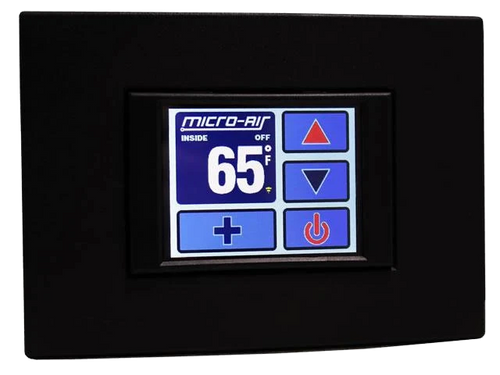 EasyTouch™ OEM without Wi-Fi (-X50) Control Display - ASY-389-X50
