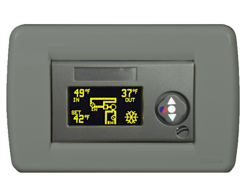 FX-2 Chiller OLED Joystick Control Display - ASY-378-X03 CHILL