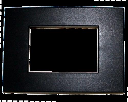EasyTouch™ Cover Plate/Bezel (gray) -  MIS-390-X01