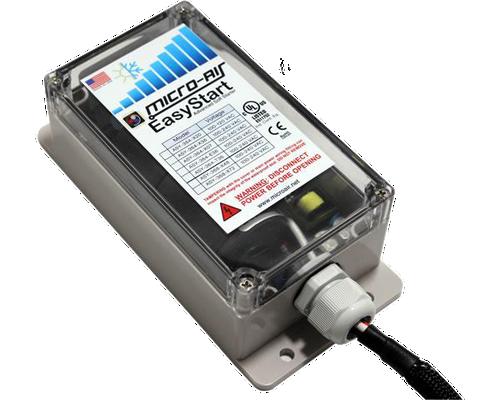 EasyStart™ 364 Soft Starter for AC units up to 36K 115V/230V - ASY-364-X36-UL
