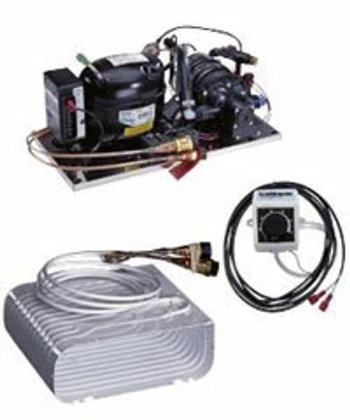 "Isotherm Magnum ""2505"" Water Pump Cooled, Large O-evap,  Evap. Door, fridge or freezer"