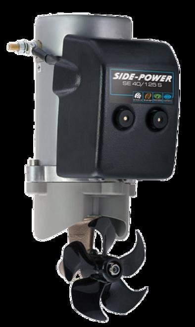 Side-Power SE40/125S, 12V, Single Prop 88 lbs of Thrust