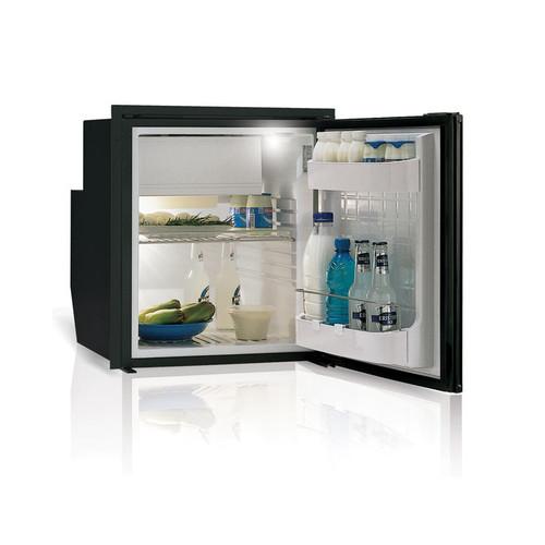 Vitrifrigo C62IBD4-F-1, Sea Classic, Refrigerator w/freezer compartment, Black, internal unit, 12/24V 115/230VAC - 50/60Hz