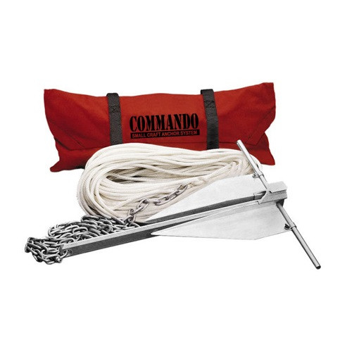Fortress C5-A Small Craft Anchoring System, C5-A