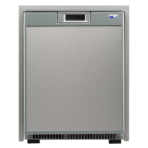 Norcold Stainless Steel 1.7 cu ft Refrigerator AC/DC NR740SS