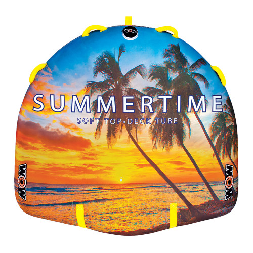 WOW Watersports Summertime 2P Towable - 2 Person