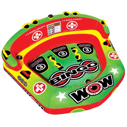 WOW Watersports Bingo 3 Towable - 3 Person