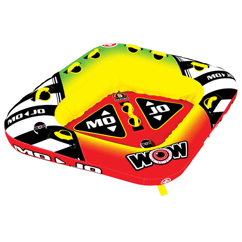 WOW Watersports Mojo 3 Towable - 3 Person