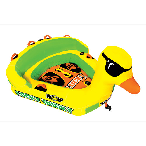 WOW Watersports Lucky Ducky Towable - 2 Person