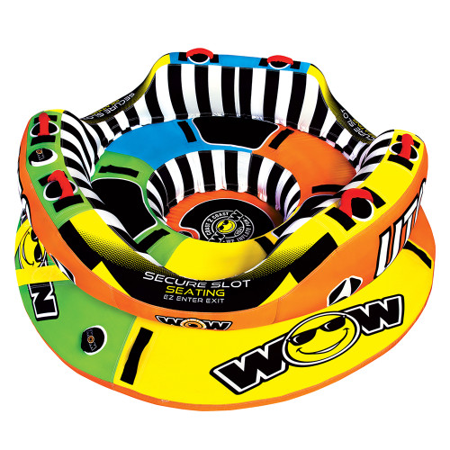 WOW Watersports UTO Excalibur Towable - 3 Person