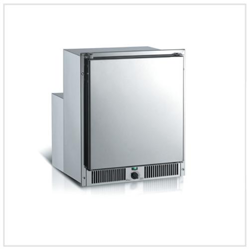 Vitrifrigo IMXTIXN1-F,  Low Profile Ice Maker, SS, Surface flange 115Vac
