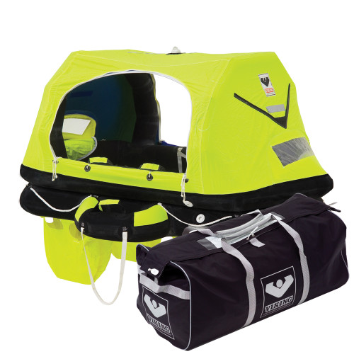 VIKING RescYou Pro Liferaft 4 Person Valise Offshore Pack