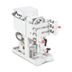 MCGXLP 36,000 BTUS 2363/2253/4663 Base Unit with PLC