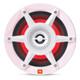"JBL 8"" Coaxial Marine RGB Speakers - White STADIUM Series"