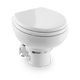 7120 MasterFlush Macerator Toilet 12V White Dometic
