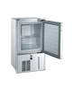 Vitrifrigo IMREFIXN1-S,  Ice Maker,  Internal refillable water tank, Stainless steel, Surface flange, 115Vac