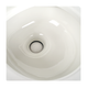 510 + PS Standard Height Gravity-Discharge Toilet Dometic, Available White and Bone