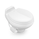 511+PS Low Profile, Gravity-Discharge Toilet Dometic,  Available White and Bone