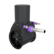 SX50 Compact Stern Thruster, 12V, 50kg Thrust Up to 50mm Transom Thickness