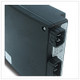 Vitrifrigo C42RXD4-F-1, Stainless Steel,  Refrigerator w/freezer compartment, external unit, Flush flange, Steelock latch, 12/24V, 115/230V -50/60Hz