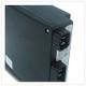 Vitrifrigo C130RXD4-F, Stainless Steel, Refrigerator w/freezer compartment, front, Flush flange, Steelock latch, external unit, 12/24v, 115/230VAC - 50/60Hz