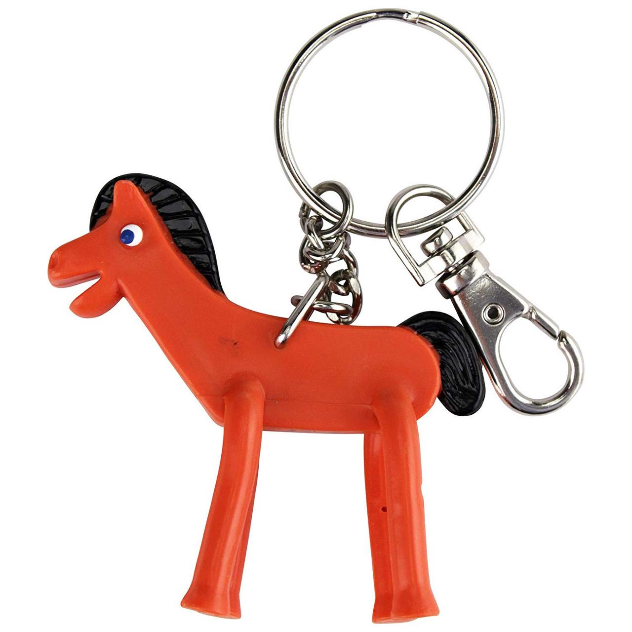 Gumby /& Friends key chain Pokey NJ Croce 011093