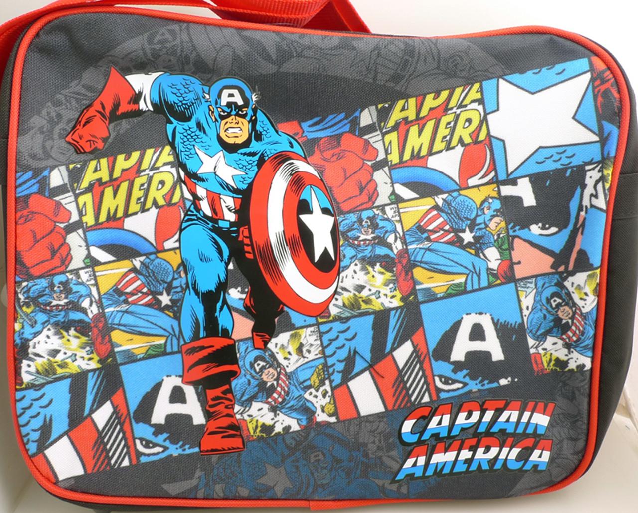 BB Designs Marvel Retro Messenger Bag