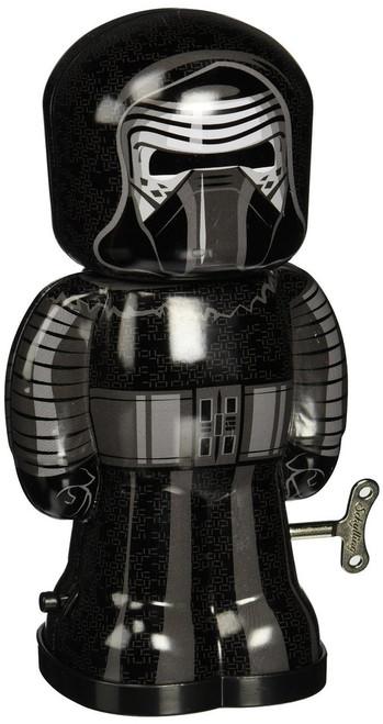 Star Wars Tin Kylo Ren Wind Ups Figure Schylling 32758