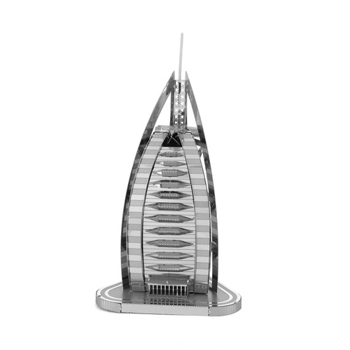 ICONX Burj Al Arab 3D Laser Cut Model Fascinations 13122