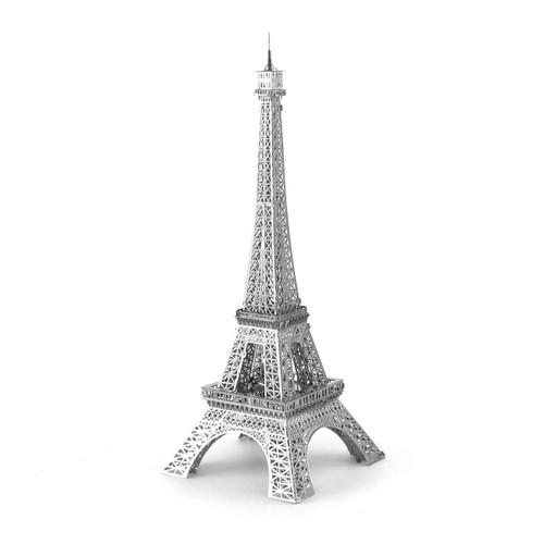 ICONX Eiffel Tower 3D Laser Cut Model Fascinations 13115