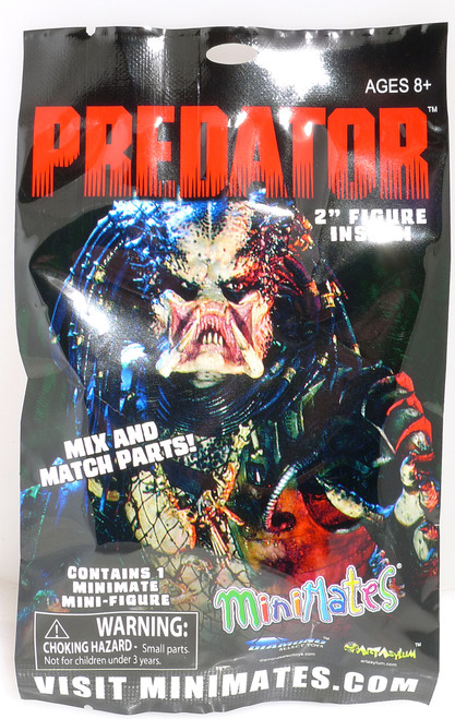 Predator Minimates series 1 1 Blind Mini Figure 05283