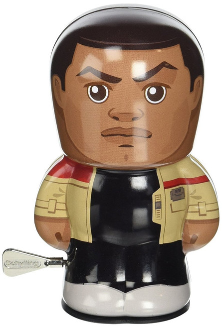 Star Wars BeBots Tin Wind-Up Finn figure Schylling 33243
