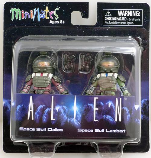 Alien Minimates s3 Space Suit Dallas & Space Suit Lambert figures 82666