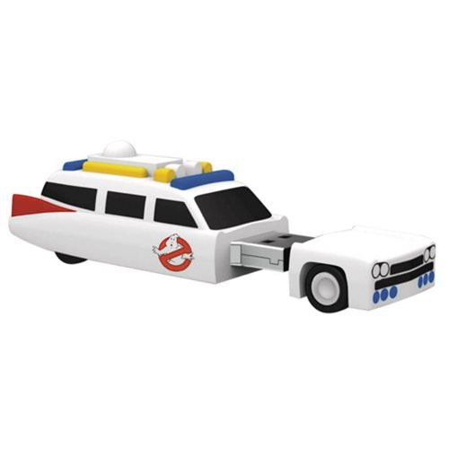 Classic Ghostbusters Ecto-1 16GB USB Stick Underground Toys 34370