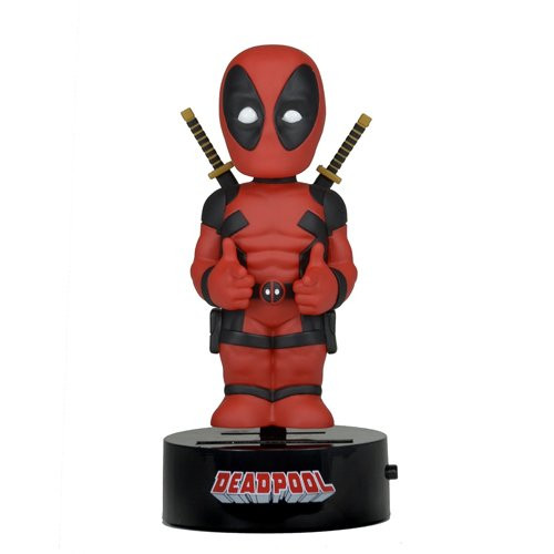 Marvel Comics Body Knockers Deadpool figure Neca 13894