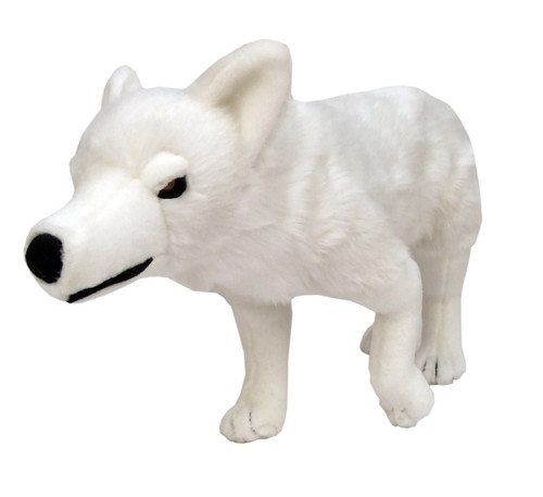 Game of Thrones Direwolf - Ghost plush Factory Entertainment 408347