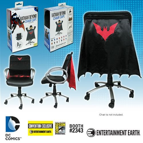 Batman Beyond Chair Cape - Convention Exclusive EE 05468