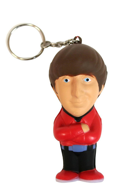 Big Bang Theory Howard Wolowitz Stress Toy Key Chain 39417
